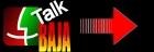 TalkBaja Logo